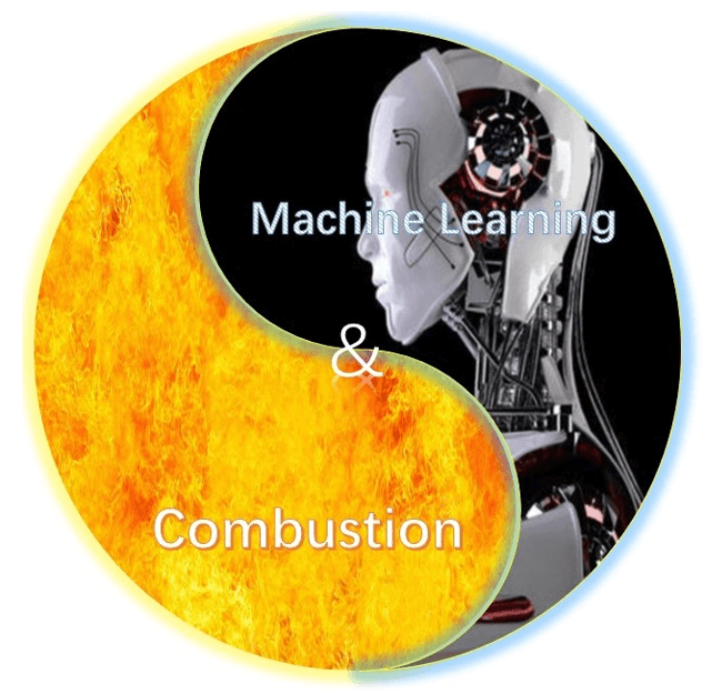 Progress in the Application of Machine Learning in Combustion Studies