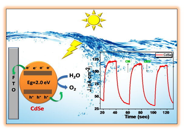 Structural, Optoelectronic, and Photoelectrochemical Investigation of CdSe Nanocrystals Prepared by Hot Injection Method