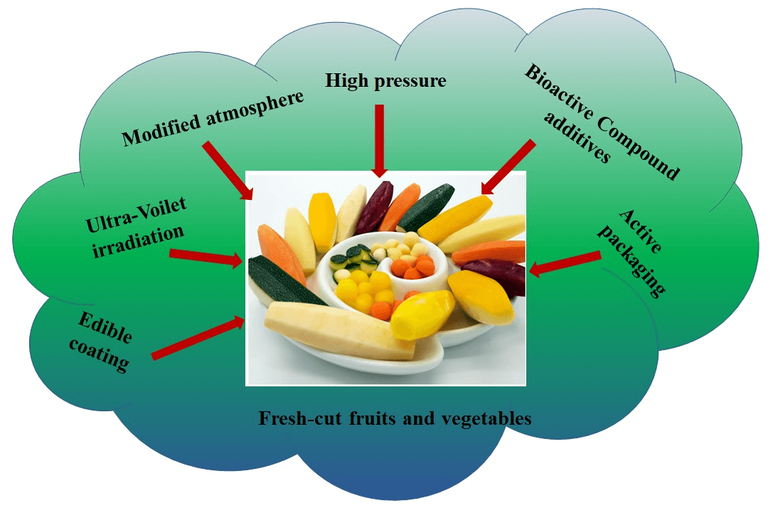 Decontamination of Fresh-Cut Produce Using Photo-Active Carbon Nanoparticles: Current Status and Challenges