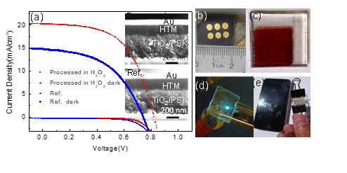 Thin Film Materials and Devices