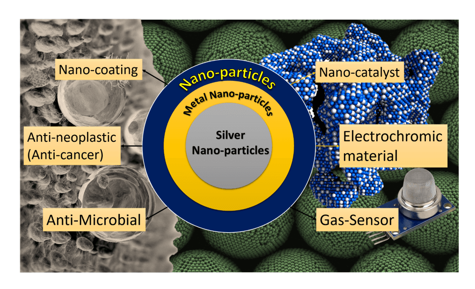 A Review on Bio-inspired Synthesis of Silver Nanoparticles: Their Antimicrobial Efficacy and Toxicity
