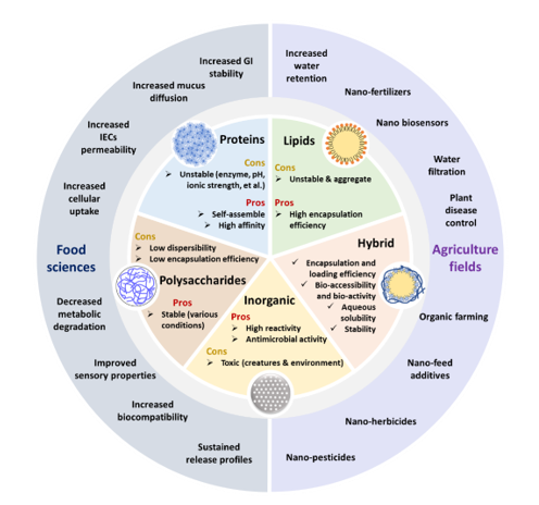 Sustainable Food and Agriculture System: A Nanotechnology Perspective