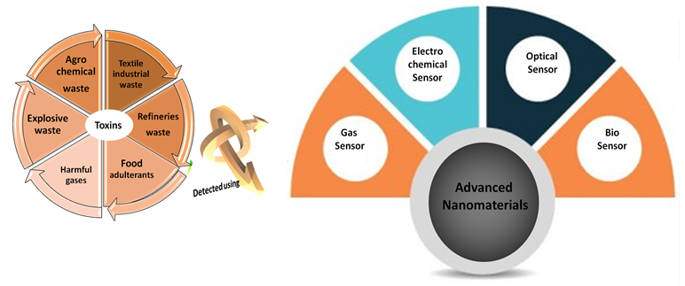 An Overview of Advanced Nanomaterials for Sensor Applications