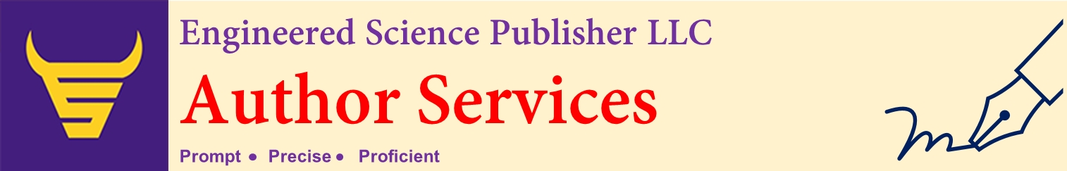 Engineered Science Author Services